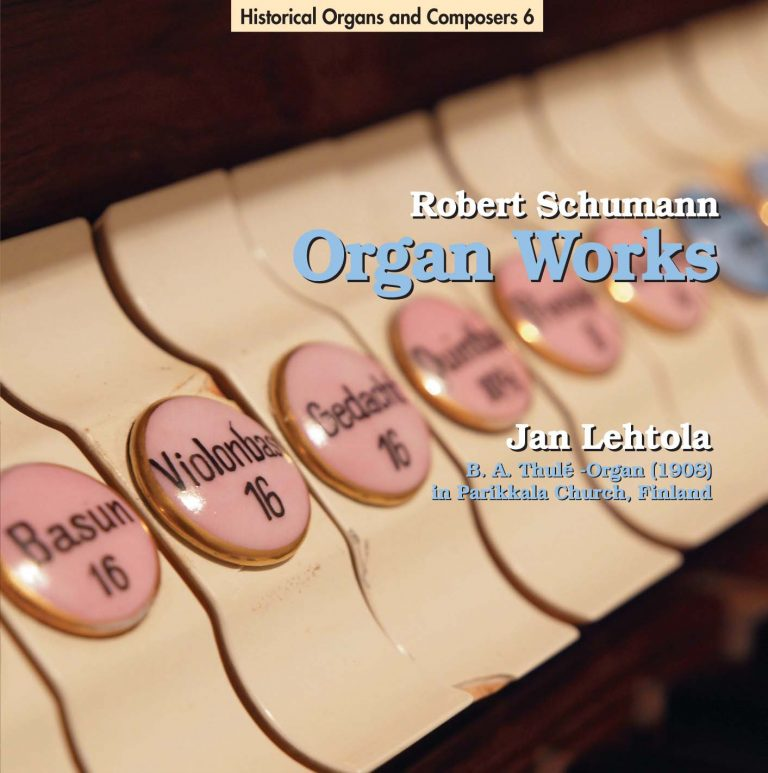 Historical Organs and Composers 6 (Fuga, 2013)