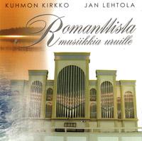 Romanttista musiikkia uruille (Sotkamon Urkurakentajat Oy, 2001