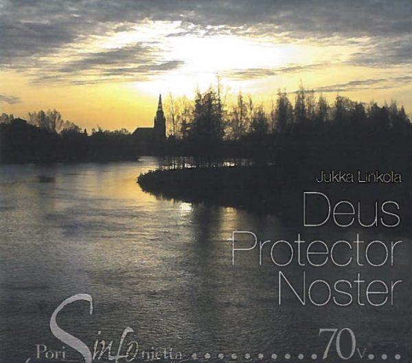 Jukka Linkola: Deus Protector Noster (Pori Sinfonietta, 2015, CD/DVD)